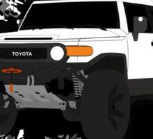 FJ Cruiser Sticker