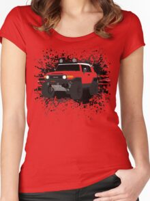 FJ Cruiser Women's Fitted Scoop T-Shirt