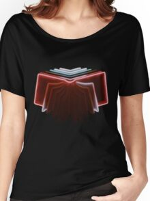 Neon Bible by Arcade Fire Women's Relaxed Fit T-Shirt