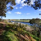 The Werribee River by kalaryder
