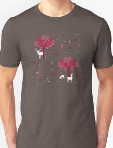 A Walk in the Forest Unisex T-Shirt
