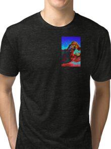I phone surfer Tri-blend T-Shirt