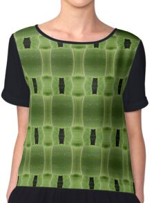 Digital nature Chiffon Top