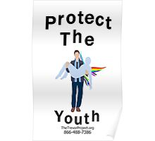 Protect The Youth: Dean Winchester Poster
