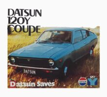 Datsun 120Y Coupe Baby Tee