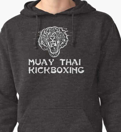 Muay Thai Kickboxing Tiger Pullover Hoodie