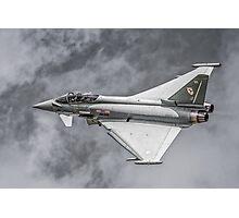 Typhoon Storm Photographic Print