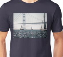 Sails Against the Fog Unisex T-Shirt