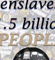 Psychiatry enslaves Sticker