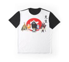 - Sensei -  (Shirts and Wall Art !) Graphic T-Shirt