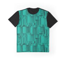 Abtract with waves. Graphic T-Shirt