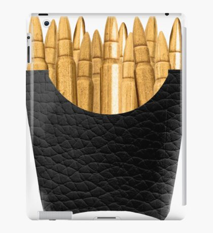 Bullet Fries iPad Case/Skin