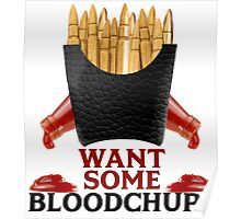 Bloodchup Poster