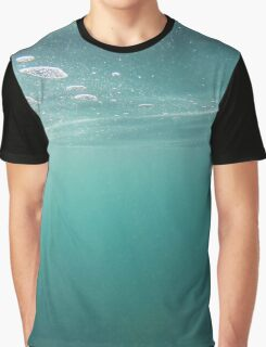 Surface bubbles Graphic T-Shirt
