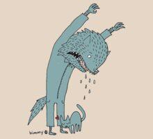 werewolf by BimmyVandal