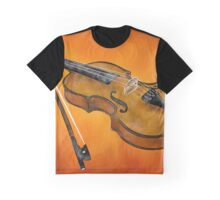 Violessina V1 - instrumental painting Graphic T-Shirt
