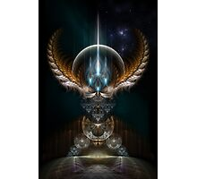 Oracle Seer Photographic Print