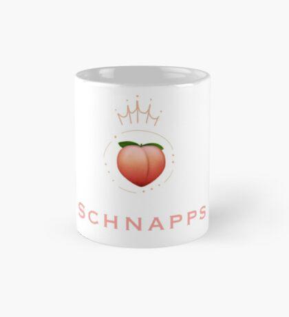 Peach (emoji) Schnapps Mug