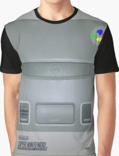 SNES Graphic T-Shirt