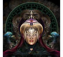Maikia - Mystic Guardian Of Evxlore Photographic Print