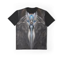 Arsencia In Battle Dress Graphic T-Shirt