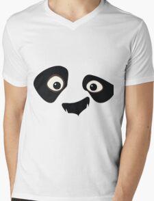 Kung Fu Panda - Po Mens V-Neck T-Shirt
