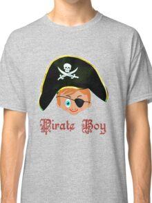 Toon Boy 14 Pirate Boy T-shirt design Classic T-Shirt