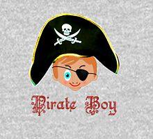 Toon Boy 14 Pirate Boy T-shirt design Unisex T-Shirt
