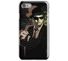 G-Man on Holiday iPhone Case/Skin