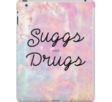 Suggs not Drugs iPad Case/Skin