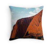 Ayres Rock (Uluru). Northern Territory, Australia. Throw Pillow