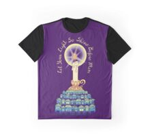 Let Your Light So Shine Before Men Graphic T-Shirt