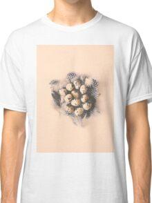 quail eggs nest Classic T-Shirt