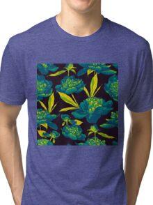 peonies  Tri-blend T-Shirt