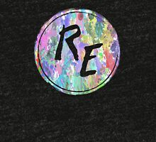 Rough Edit Splatter Logo Tri-blend T-Shirt