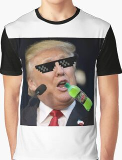 MLG Trump Graphic T-Shirt