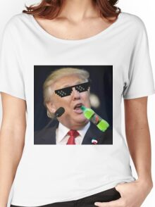 MLG Trump Women's Relaxed Fit T-Shirt