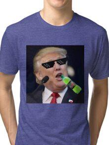 MLG Trump Tri-blend T-Shirt