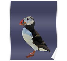 LP Puffin Poster