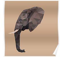 LP Elephant Poster
