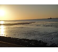 Sunset 3 Photographic Print