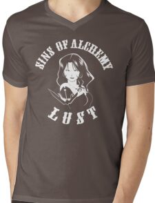 Sins of Alchemy - Lust Mens V-Neck T-Shirt