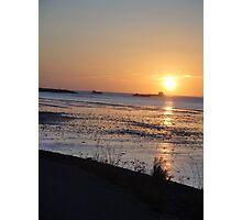 Sunset 4 Photographic Print