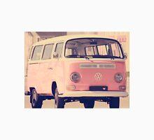 Pink VW camper van Unisex T-Shirt
