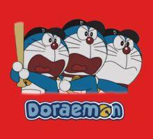 Doraemon 0014 Baby Tee