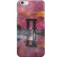 TEMPLE OF WATER /HYPERION WORLD ,Sci-Fi Movie iPhone Case/Skin