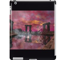 TEMPLE OF WATER /HYPERION WORLD ,Sci-Fi Movie iPad Case/Skin