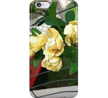 Rosas Amarillas  iPhone Case/Skin