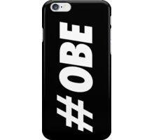 #OBE iPhone Case/Skin