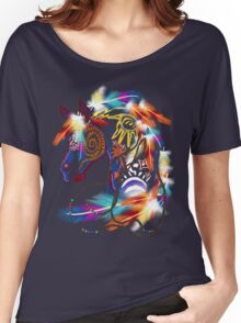 Bright Horse Women's Relaxed Fit T-Shirt